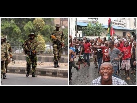 IPOB rejoices as US senator slams Nigerian Army