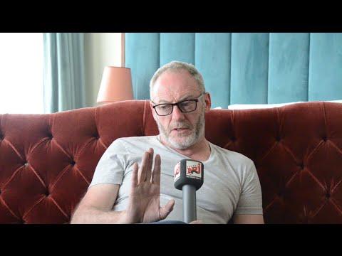 ENERGY Startalk - Liam Cunningham/Davos Seaworth im Interview