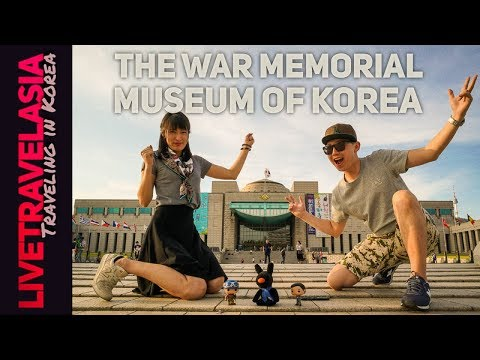 #30 Korean War Memorial and History Museum Guide (4K UHD) The best museum in Korea