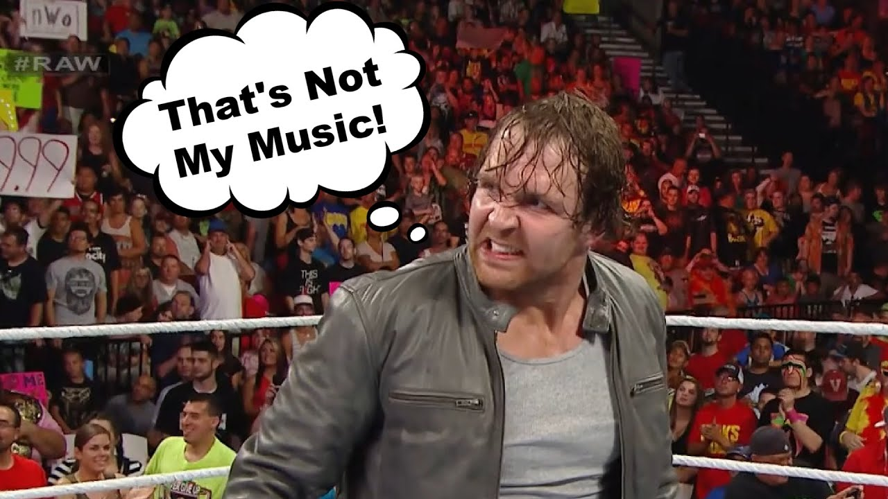 Download 5 Times WWE Played the Wrong Wrestler's Theme Song