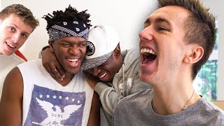 INTERVIEW WITH THE SIDEMEN!