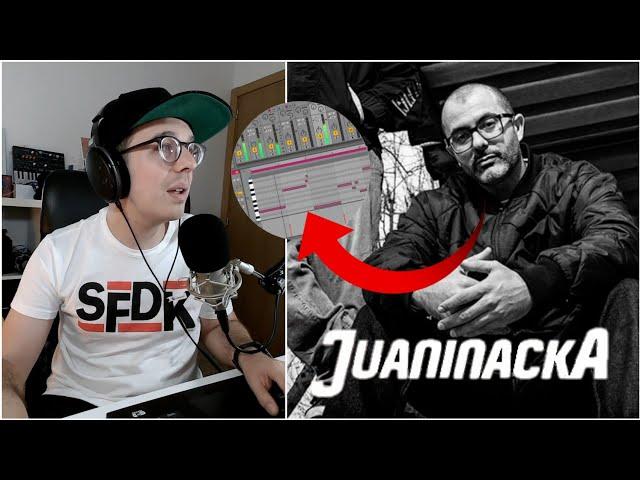 RECONSTRUYENDO EL BEAT desde CERO: JUANINACKA!