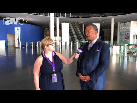 ISE 2021: Mike Blackman of ISE is Interviewed by Sara Abrons on 2021 Move to Barcelona