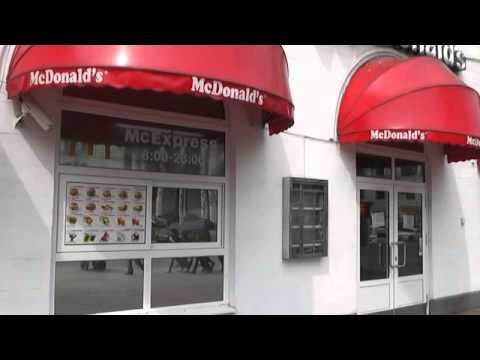 McDonald's Closes Crimean Restaurants
