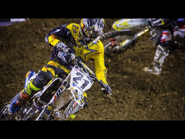 Supercross Rewind - 2016 Anaheim 1 - 450SX Main Event