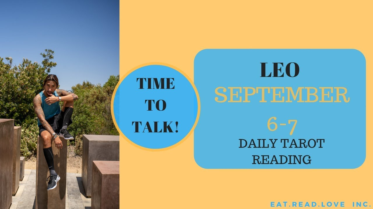 free leo daily tarot reading