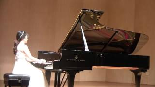 한양대학교  음악대학 피아노과 2015 졸업연주회 신혜영Chopin  Scherzo No. 4 in E major, Op. 54