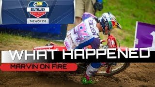 2019 Rd 6 Southwick Whats going on with K Roc | AC | Ferrandis Angry Fans