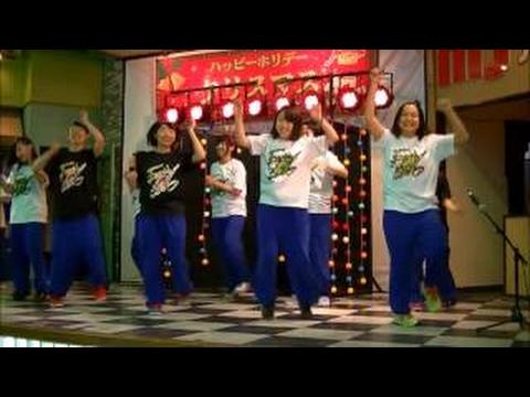 女子高生ダンスパフォーマンス#3 Japanese High School Girls Dance Performance #3