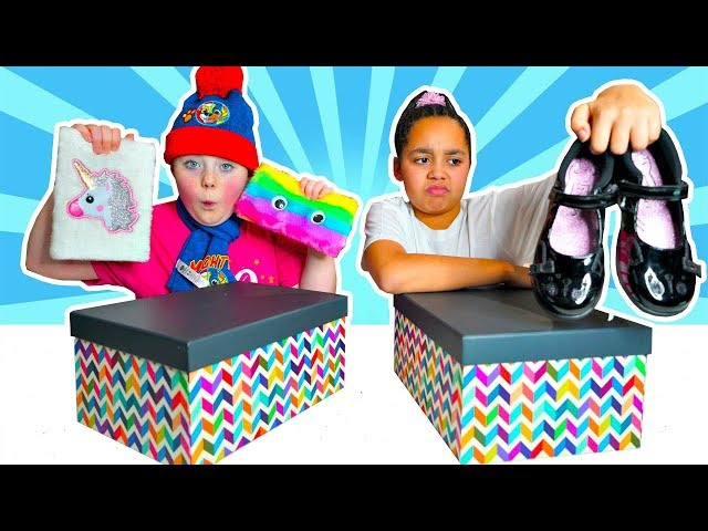 Back To School Switch Up Challenge Videos For Kids