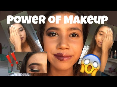 13 YEAR OLD MAKEUP ARTIST?! POWER OF MAKEUP | LILYMARIE
