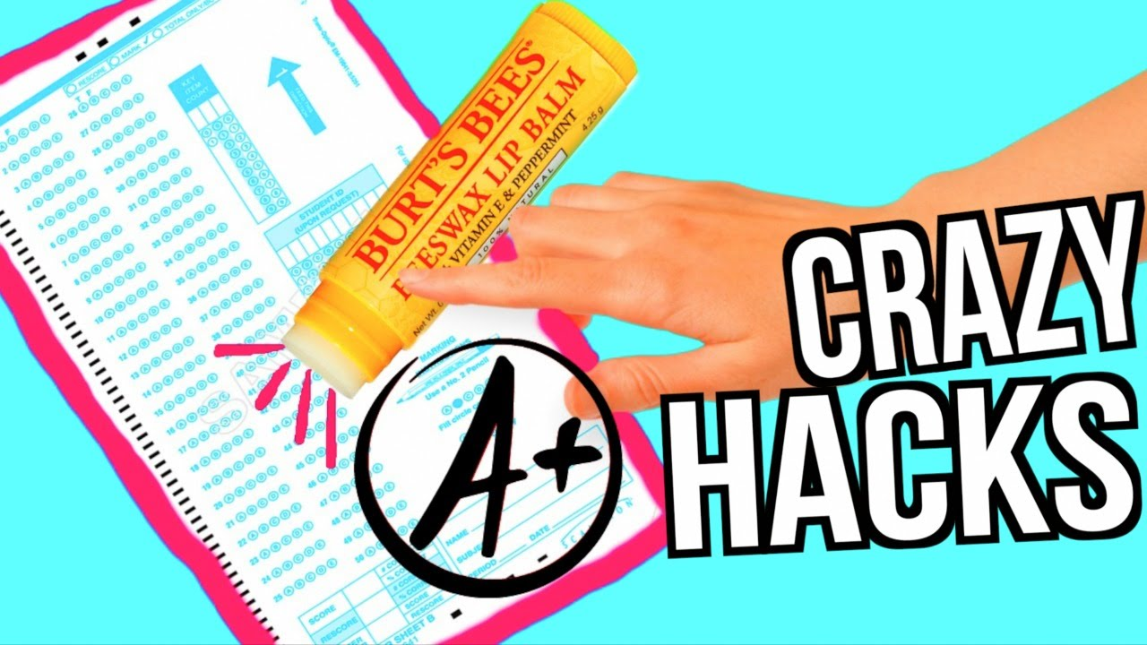 10 Back To School Life Hacks For 2016-2017 You WONT Believe!