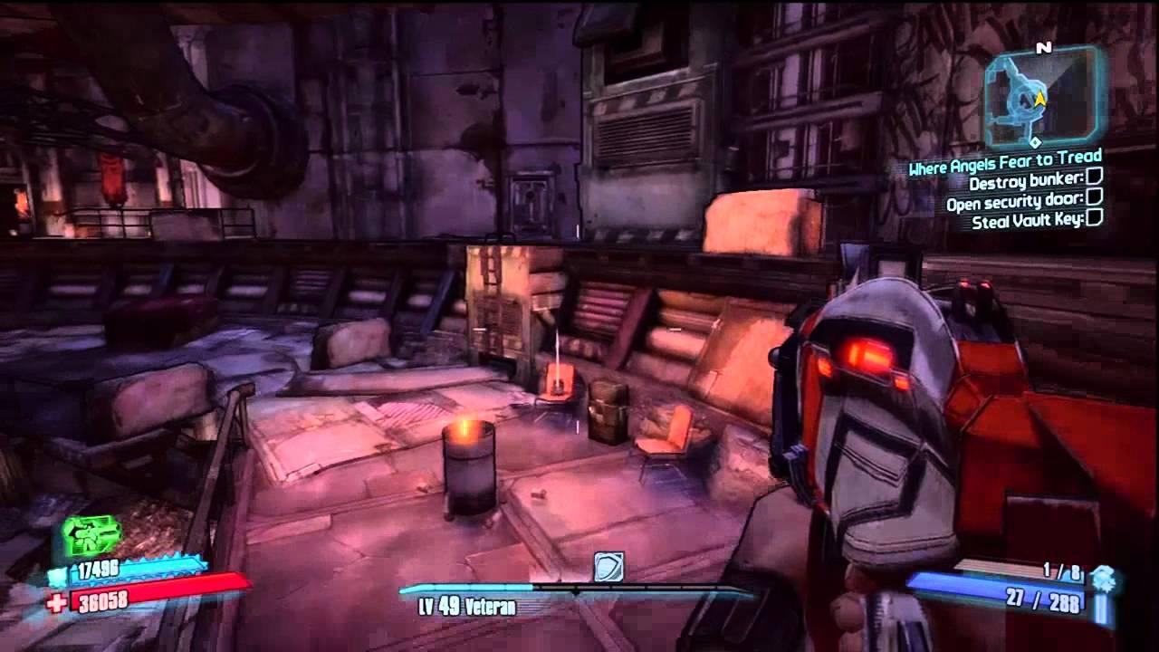 Echo Device Locations-Bloodshot Stronghold-Borderlands 2
