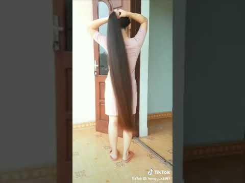 Cách búi tóc nhanh và gọn giành cho những chị em tóc dài nhé | Tóm tắt những nội dung liên quan đến nhung kieu toc dep nu chi tiết