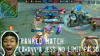 Ranked Match Leomord | Mobile Legend Bang-bang
