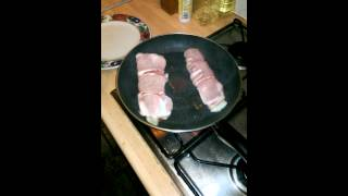 Cooking With Abbo - Bacon Wrapped Fish