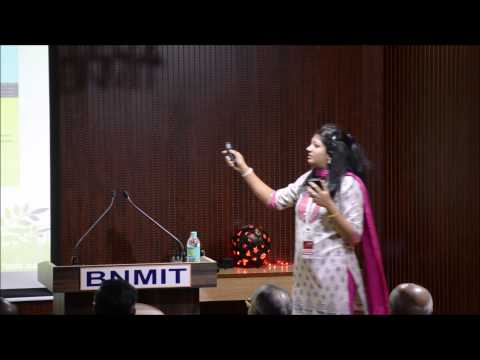 Heal the soil | UMA HOYSALA | TEDxBNMIT