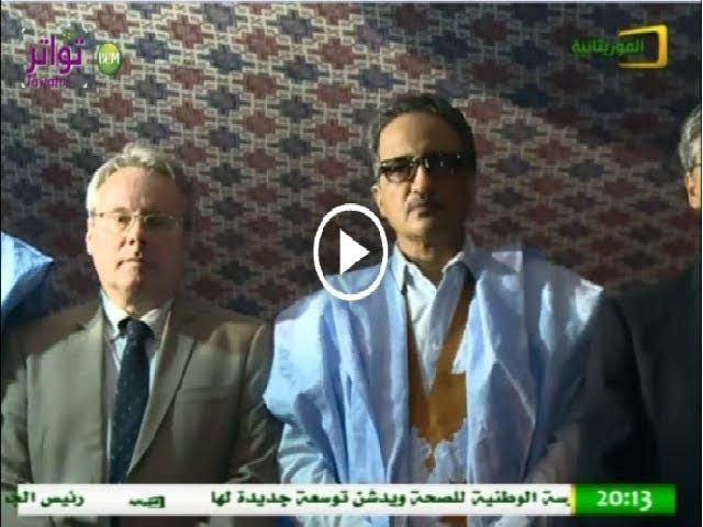 موريتانيا .. مندوبية الاتحاد الأروبي تحتفل بتخليد ذكرى تأسيسه - قناة الموريتانية