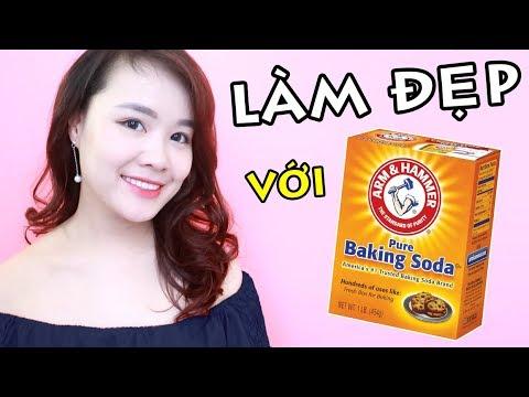MẸO LÀM ĐẸP VỚI BAKING SODA CỰC HỮU ÍCH – Baking Soda Beauty Hacks | Ngọc Bube