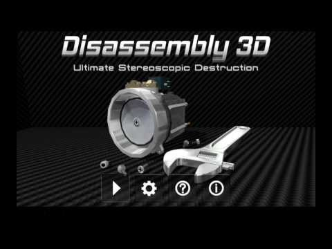 Disassembly 3D игры на Android и iOS