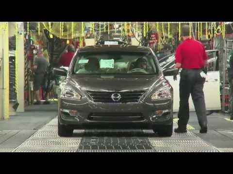 Nissan U.S. exports its one millionth vehicle to South Korea | AutoMotoTV