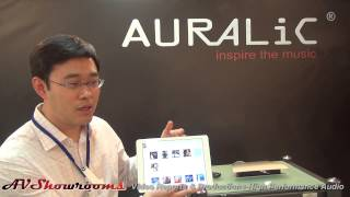 AURALiC introduces the ARIES, streaming DSD and hi rez digital