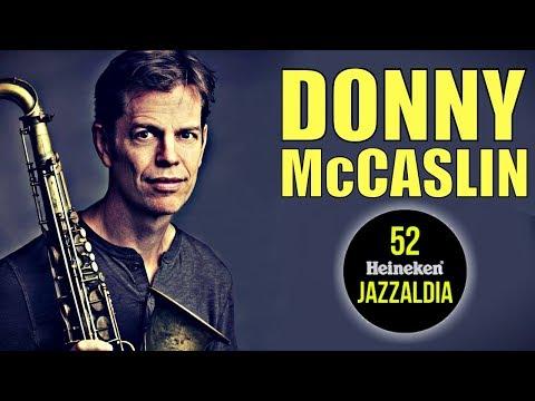Donny McCaslin Quartet - Heineken Jazzaldia 2017