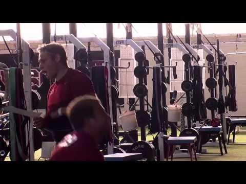 Harvard Football: Facility Tour Part 2