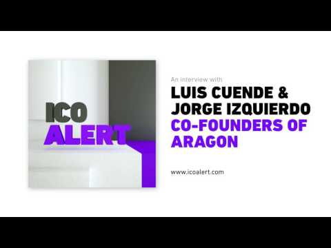 Interview with Aragon Founders   ICO Alert Podcast