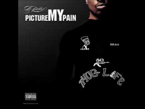 2Pac - Fuck All Y'all ( Picture my pain version )