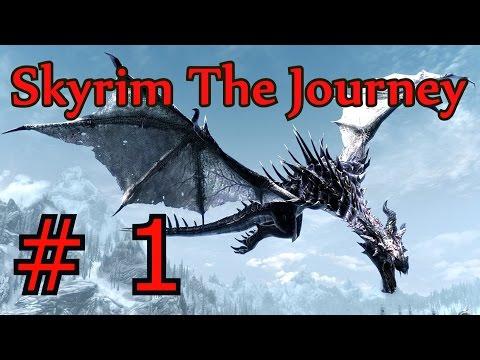 Skyrim: The Journey. Воин # 1 Новый дом