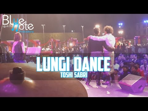 Lungi Dance | Toshi Sabri | Wedding Show
