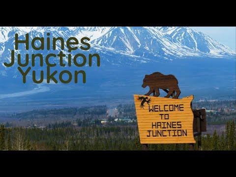 Alaska Highway   Haines Junction Via Whitehorse, YT