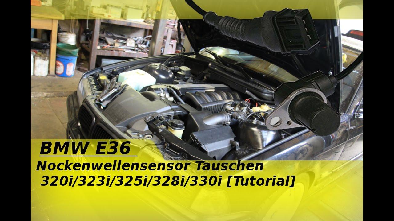 Bmw E36 Nockenwellensensor Tauschen 320i 323i 325i 328i