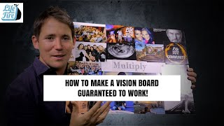 How to Make a Vision Board Guaranteed to Work