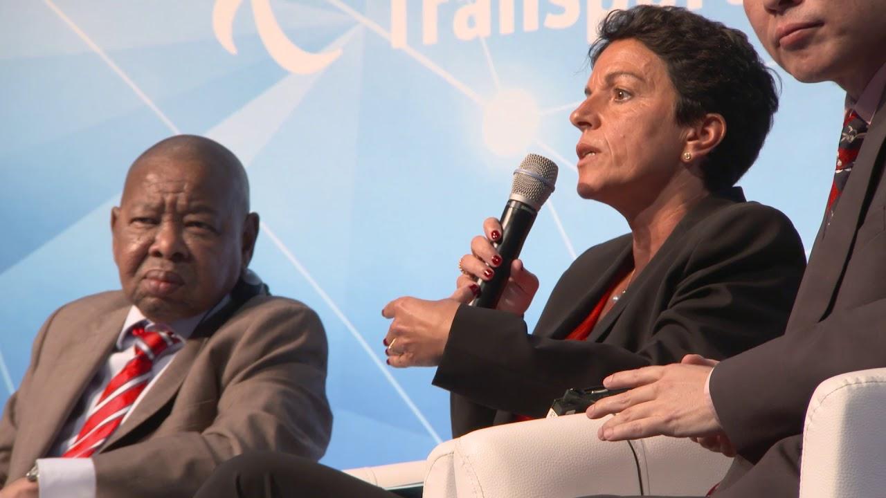 Siemens Mobility CEO Sabrina Soussan on infrastructure for autonomous  vehicles