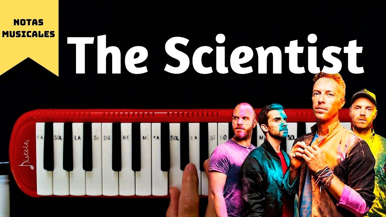 "Tutorial // Cómo tocar ""The Scientist"" de Coldplay en tu Melódica"