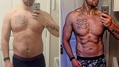 Awesome 8 Week Transformation - Builds Muscle & Loses Fat! Anabolic Diet