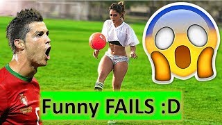 NEW FUNNY Football Soccer VINES ⚽️ FAILS ● SKILLS ● GOALS #15