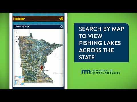 Minnesota Lakefinder