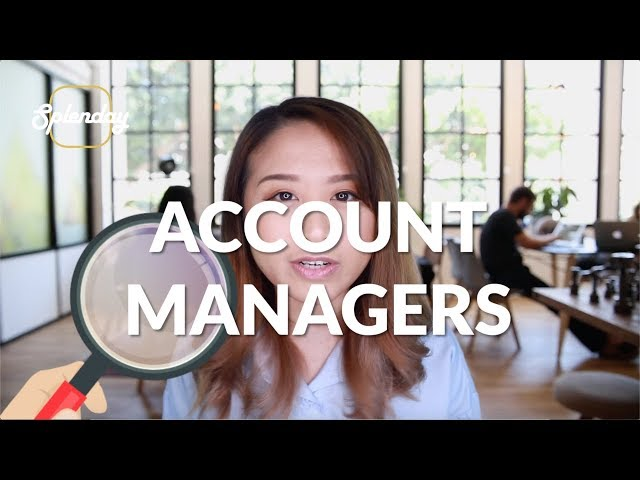 Today We're Looking For - Account Managers