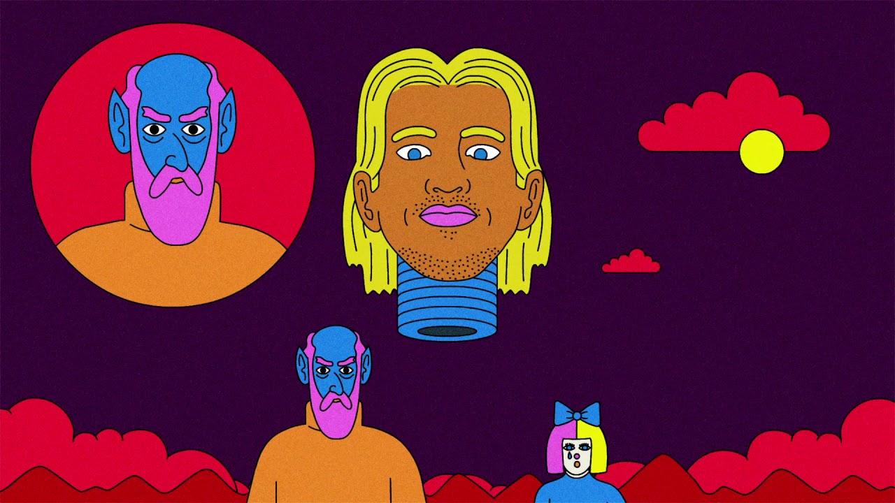 LSD - Genius (Official Audio) ft. Labrinth, Sia, Diplo chords | Guitaa.com