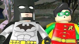 LEGO Batman: The Video Game Walkthrough - Episode 2-3 ...