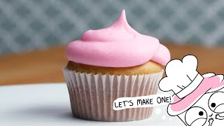 Learn How To Make A Cupcake With Cuppy From The Good Advice Cupcake • Tasty