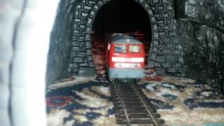 Копия видео Игрушечный электро-поезд: PIKO(Купить поезд можно купить в магазине: