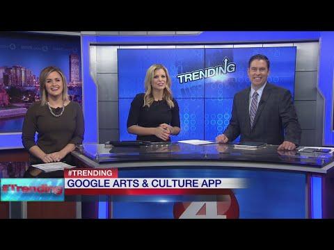 Google's arts and culture app