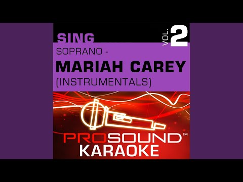 Christmas (Baby Please Come Home) (Karaoke Instrumental Track) (In the Style of Mariah Carey)