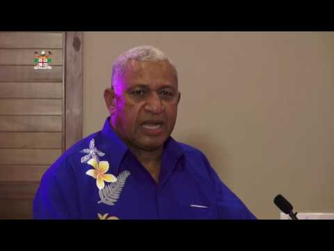 Fijian Prime Minister's remarks at the welcoming banquet for the New Zealand Prime Minister