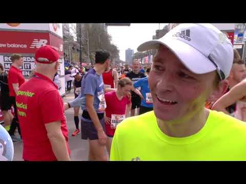 Complete uitzending rondom NN Marathon Rotterdam 2018!