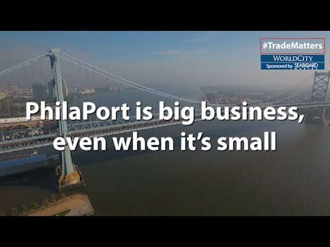 PhilaPort is Big Business, Even When it's Small